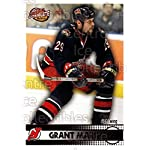 (CI) Grant Marshall Hockey Card 2002-03 Pacific Complete (base) 448 Grant Marshall.