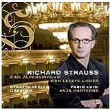 R.シュトラウス:アルプス交響曲、4つの最後の歌
