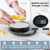 Food Scale, Digital Kitchen Scale Wight Grams and