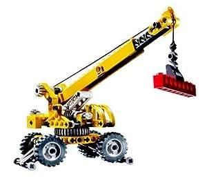amazoncom lego rough terrain crane toys amp games