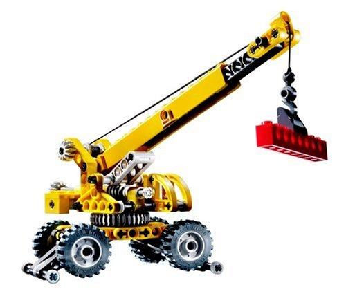 LEGO 8270 Technic Rough Terrain Crane