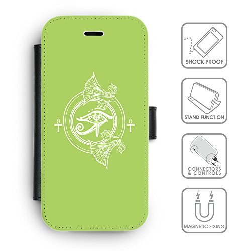 Flip PU Leather Wallet Case avec des fentes de carte de crédit // Q09940628 Religion 34 poule // apple iPhone 6s 2015