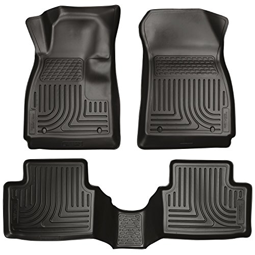 Husky Liners 99101 WeatherBeater Floor Liner 14 Impala Impal