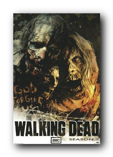 Walking Dead Season 2 Poster Zombies PAS0300
