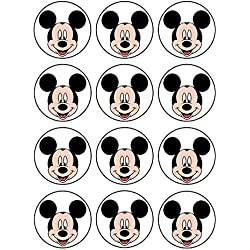 Mickey Mouse ~ Cupcake Topper ~ Edible Frosting Image