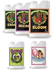 Advanced Nutrients PH Perfect Grow + Micro + Bloom Bud Candy Big Bud Set