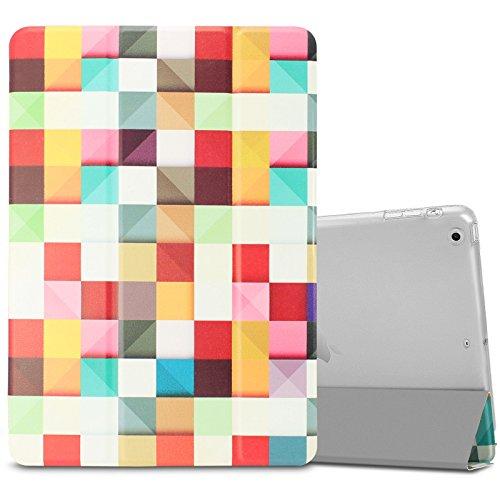 Infiland iPad Air Case Translucent
