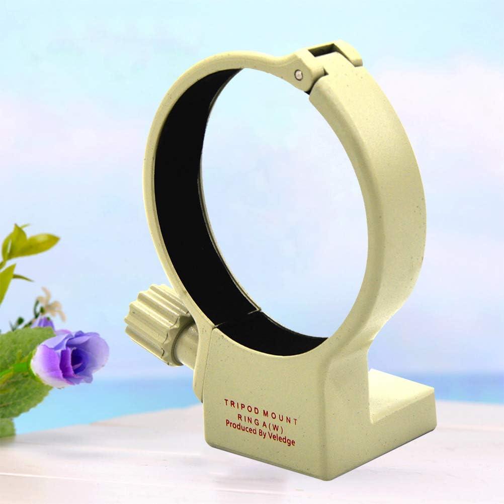 1 Pc Tripod Mount Lens Collar Ring for Canon EF 70-200mm f//4L is USM 300mm f//4L USM 70-200mm f//4L USM