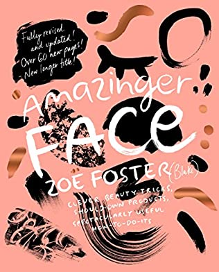 book cover of Amazinger Face
