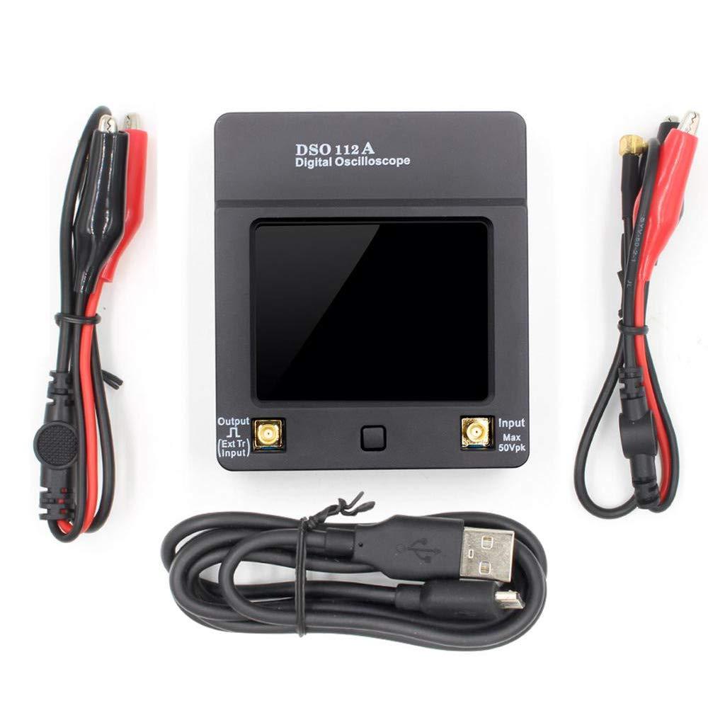 Nrpfell Dso112A Tft Digital Osciloscopio Pantalla De Prensa ...