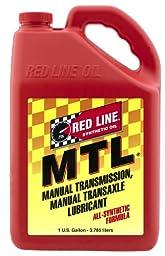 Red Line 50205 MTL 70W80 GL-4 Gear Oil - 1 Gallon