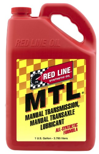 Red Line 50205 MTL 70W80 GL-4 Gear Oil - 1 (Redline Mtl Oil)