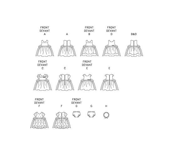 d2ce9e7b797d McCall s Patterns M6015 - Cartamodello per cucire abiti