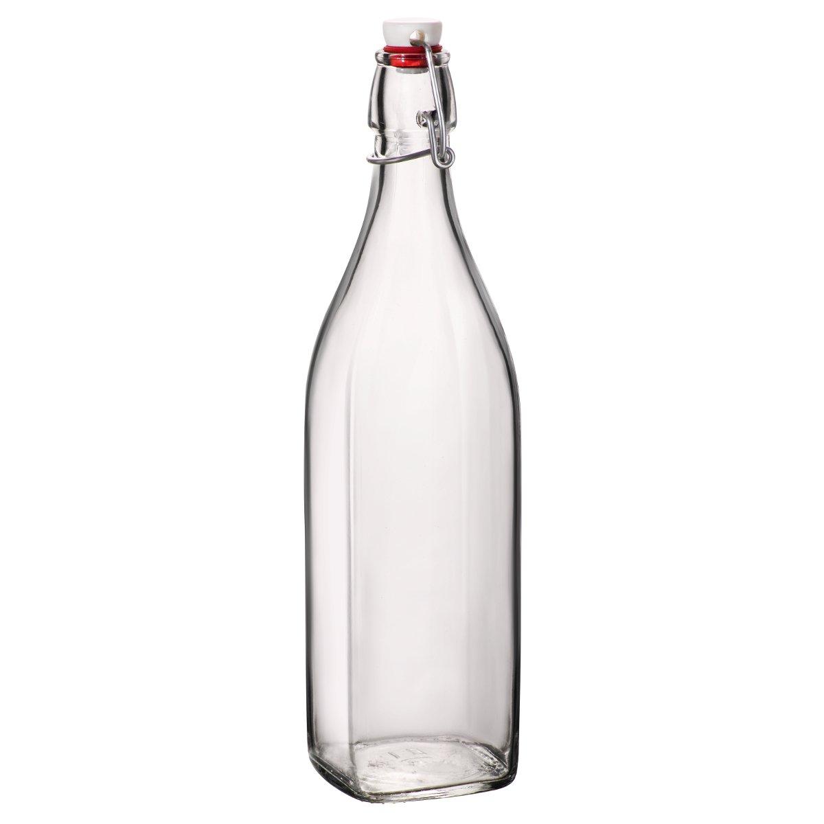 Bormioli Rocco Swing Glass 33.75 Ounce Bottle, Set of 12