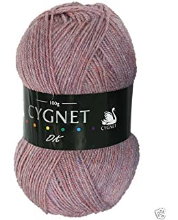 Wool 100g 146 MOTHER OF PEARL Cygnet DK Double Knitting Acrylic Yarn
