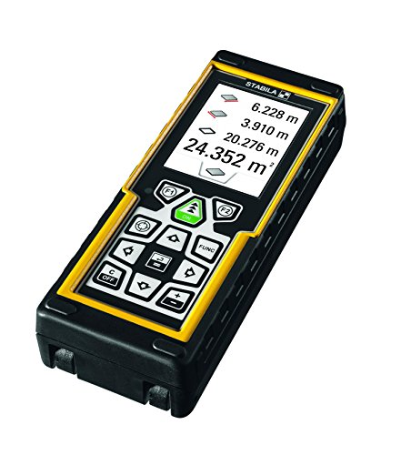 Stabila 6520 Laser Distance Measure with iPad iPhone App