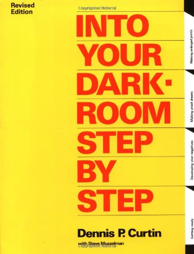 Pdf Photography Into Your Darkroom Step by Step