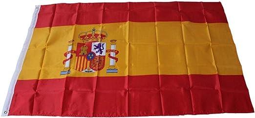 K-youth® España Español Bandera de saludando Espana 90 × 150cm ...