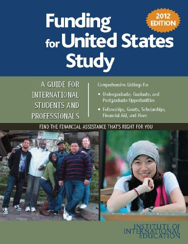 Funding for United States Study 2012