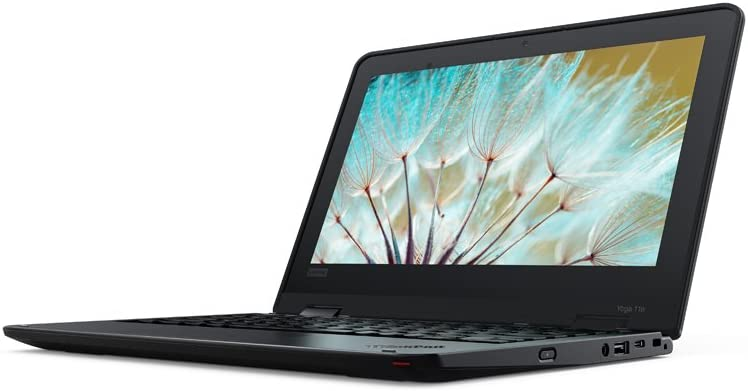 Lenovo ThinkPad Yoga 11e 5th Gen 20LM000WUS 11.6 Touchscreen LCD 2 in 1 Notebook - Intel Celeron N4100 Quad-core [4 Core] 1.10 GHz - 4 GB DDR4 SDRAM - 128 GB SSD - Windows 10 Pro 64-bit [English] -