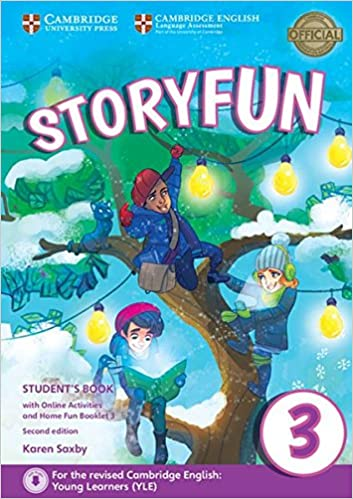Storyfun for starters movers flyers free download