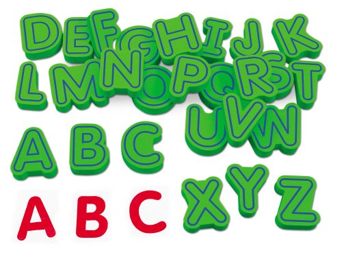 Lakeshore Alphabet Giant Stampers - Uppercase
