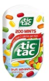 Tic Tac Fruit Adventure Mint, 3.4 Ounce - 200 per pack -- 48 packs per case.
