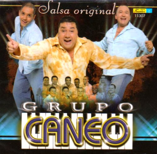 grupo caneo salsa original