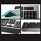 OUPPENG Keycap Desktop Gaming Keyboard Full-Key
