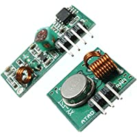Quickbuying 10pc 315MHz XD-FST XD-RF-5V Wireless Transmitter Receiver Module For RC Toys Models