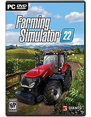Farming Simulator 22 Pc - Windows (select)