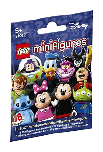 LEGO Disney Series Minifigures 71012 - One Random Pack