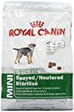 Royal Canin Spayed/Neutered Dry Dog Food, 2.5-Pound