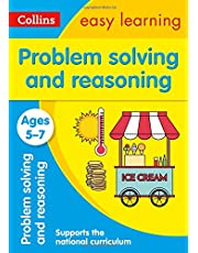 Problem Solving and Reasoning Ages 5-7 (Collins Easy Learning KS1)
