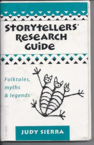 storytellers research guide folktales myths and legends judy rh amazon com Research Help Basic Steps of Research Project