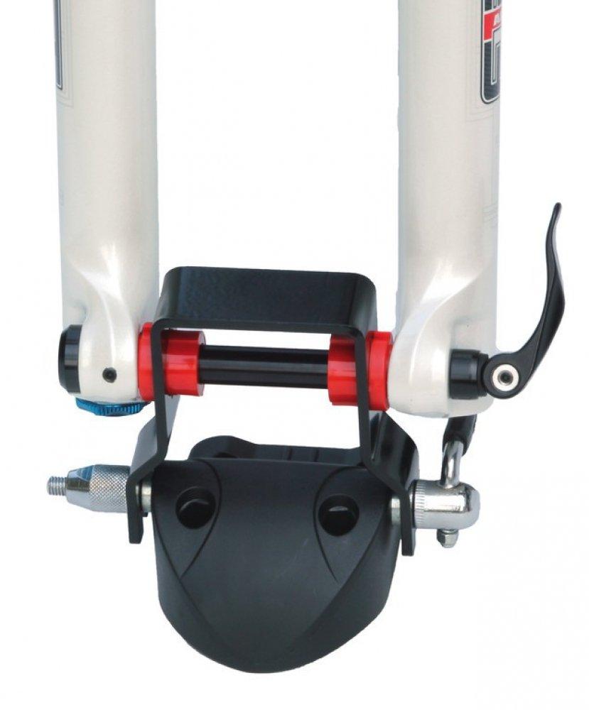 Peruzzo Adaptador Downhill para Eje /Ø15 y /Ø20mm para portaequipaje Pordoi Delux Duna