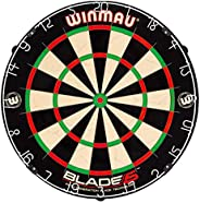 Winmau Blade 5 Professional Bristle Dartboard Black/White/Red