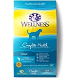 Wellness Complete Health Natural Dry Dog Food, Whitefish & Sweet Potato, 15-Pound Bag