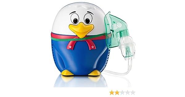 Only for Baby Happy Duck - Inhalador para niños Patito pequeño Aparato para medicamentos líquidos con compresor Nebulizador: Amazon.es: Salud y cuidado ...