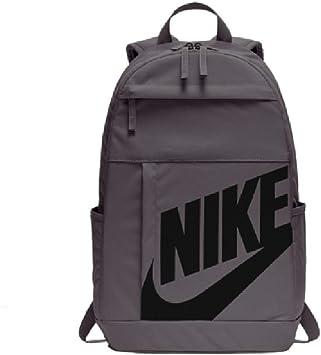 Nike Elemental 2.0 Rucksack Backpack (GreyBlack, one Size)