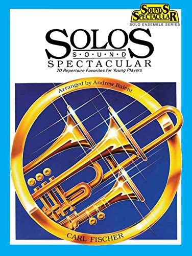 O5168 - Solos Sound Spectacular - Trombone Solo