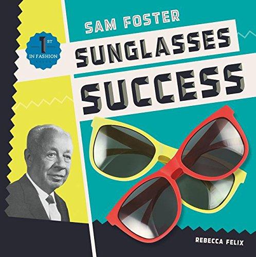 Sam Foster: Sunglasses Success (First in - Mega_bargain Sunglasses