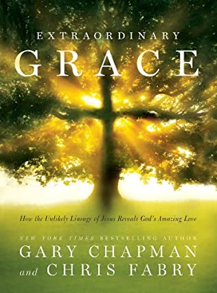 book cover of Extraordinary Grace