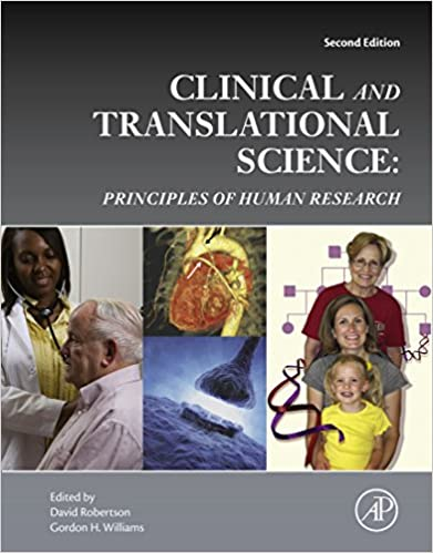 clinical and translational science robertson david williams gordon h