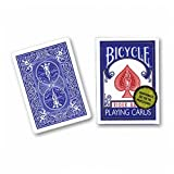 Bicycle Playing Cards (Gold Standard - BLUE) - Richard Turner