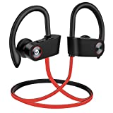 Superior SoundHumbgo Bluetooth Headphones Wireless Earbuds features stereo sound with high definition. Let your favorite songs drive you forward.Always Keep ComfortableErgonomic and shallow in-ear design, soft silicone ear tips with 3 sizes,to bring...