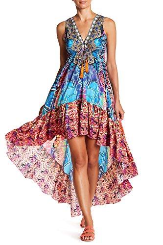 camilla print dress - 2
