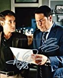 ADRIAN PASDAR and GREG GRUNBERG as Nathan Petrelli and Matt Parkman