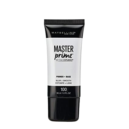 29d8b6cc228 Buy Maybelline New York Face Studio Master Primer, Smooth White, 30 g Online  at Low Prices in India - Amazon.in