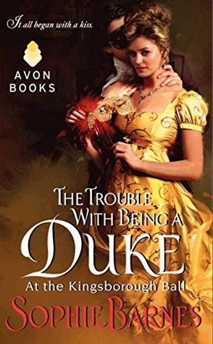book cover of The Trouble With Being a Duke
